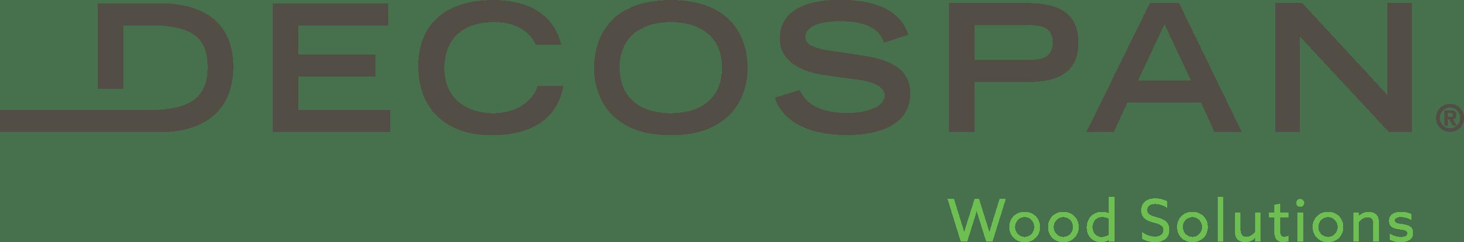 Logo Decospan Wood Solutions matériauthèque