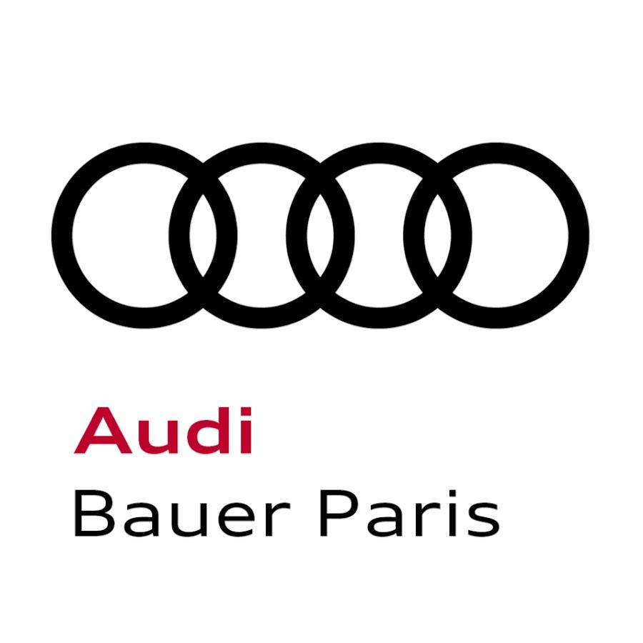 Logo Audi Bauer Paris
