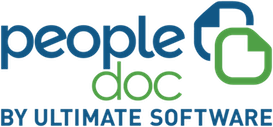 Logo people doc by ultimate software
