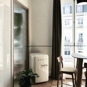 Aménagement des bureaux parisiens PWC